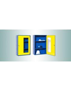 EPI500 Armario de protección laboral con 2 baldas.