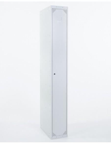 taquilla barata de 1 puerta metalica